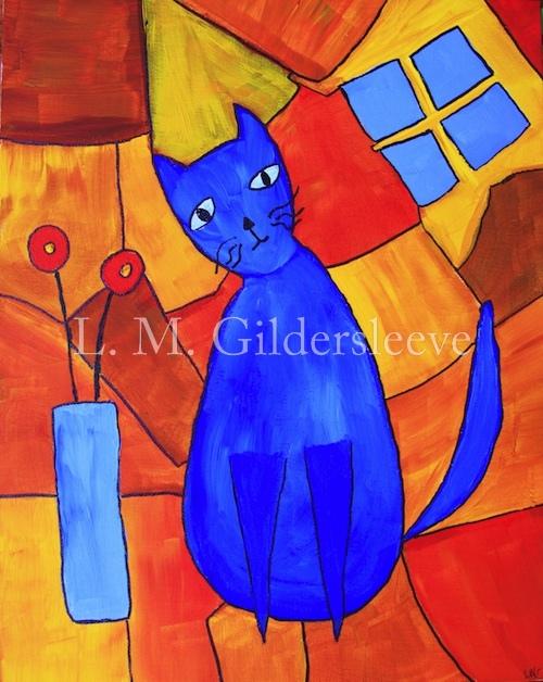 Picasso's Cat